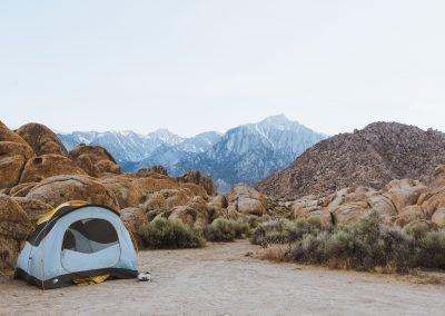Magasin d'équipement de camping et de plein air